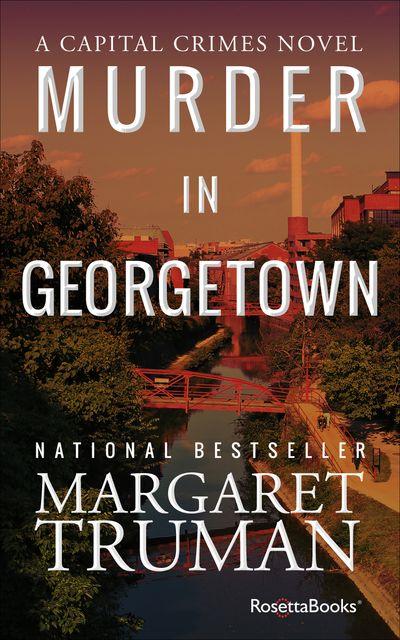Buy Murder in Georgetown at Amazon
