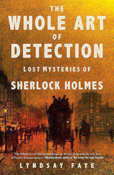 Buy The Whole Art of Detection at Amazon
