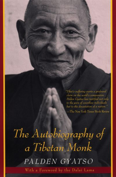 Buy The Autobiography of a Tibetan Monk at Amazon