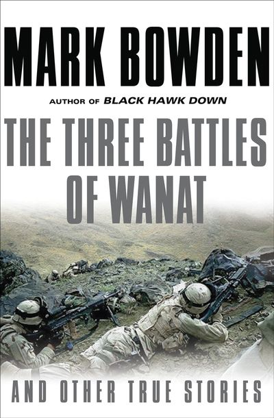 Buy The Three Battles of Wanat at Amazon
