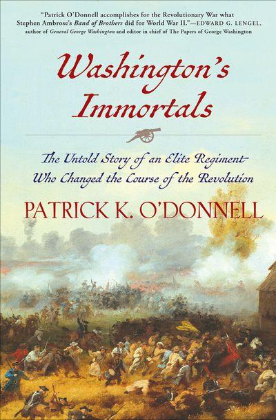 Buy Washington's Immortals at Amazon