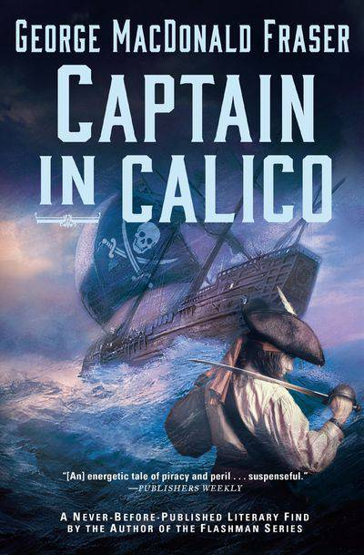 Buy Captain in Calico at Amazon
