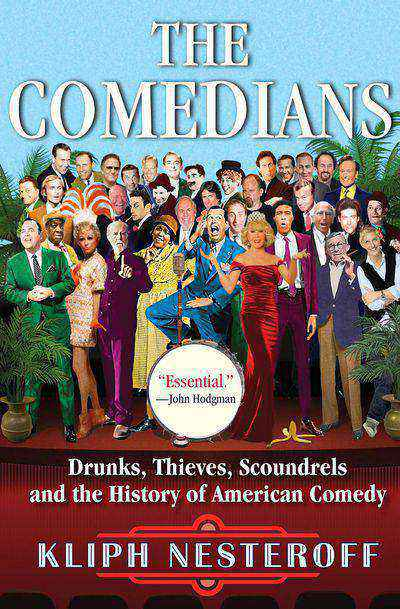 Buy The Comedians at Amazon
