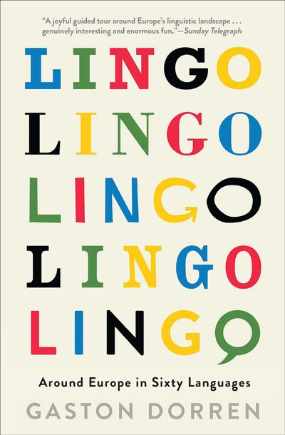 Buy Lingo at Amazon