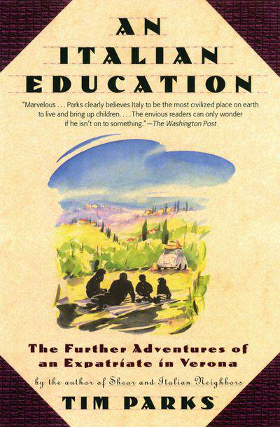 Buy An Italian Education at Amazon