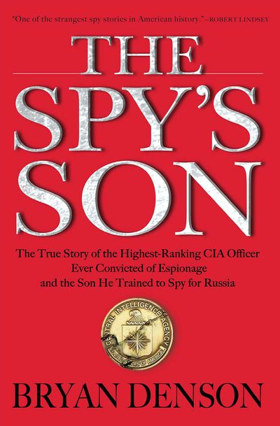 Buy The Spy's Son at Amazon
