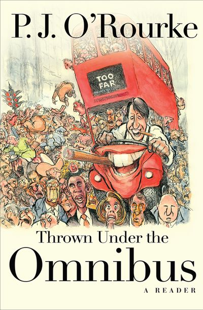Buy Thrown Under the Omnibus at Amazon