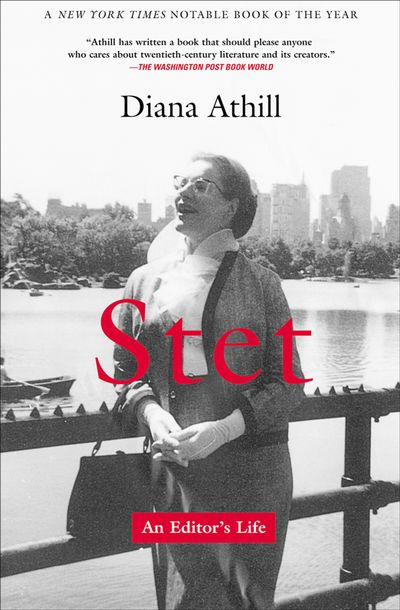 Buy Stet at Amazon