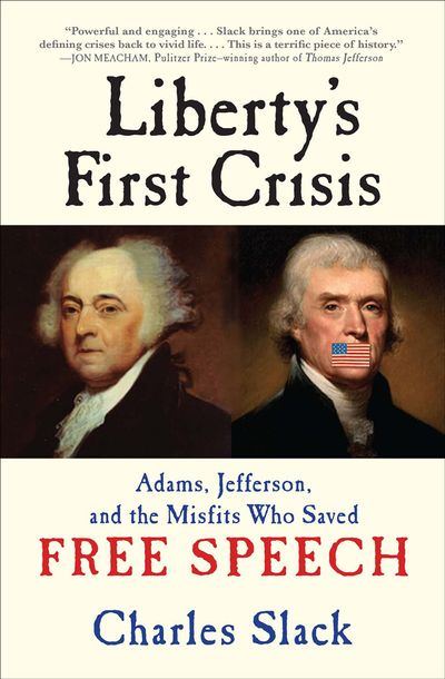 Buy Liberty's First Crisis at Amazon