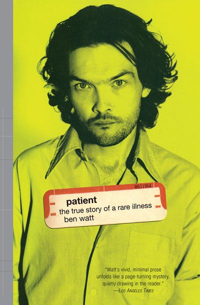Buy Patient at Amazon