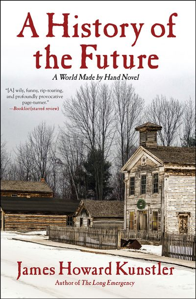 Buy A History of the Future at Amazon