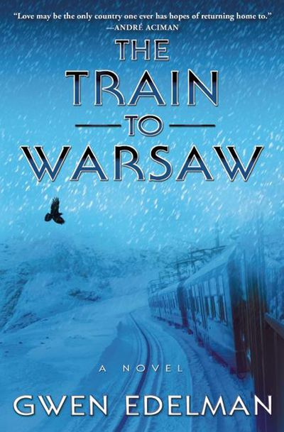 Buy The Train to Warsaw at Amazon