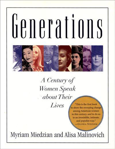 Buy Generations at Amazon