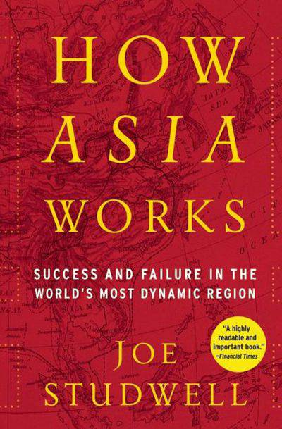 Buy How Asia Works at Amazon