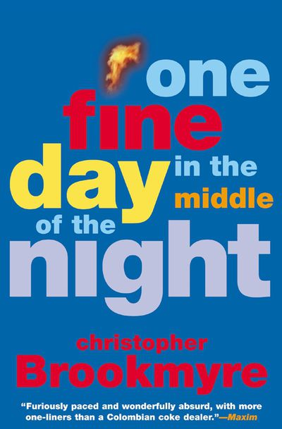 Buy One Fine Day in the Middle of the Night at Amazon