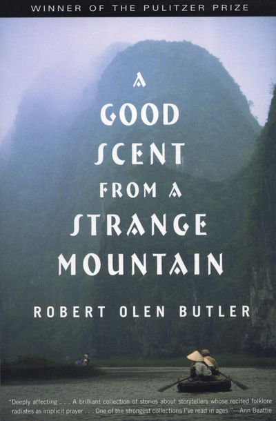 Buy A Good Scent from a Strange Mountain at Amazon