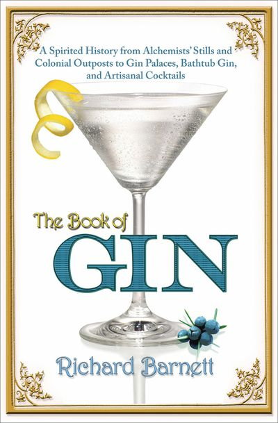 Buy The Book of Gin at Amazon