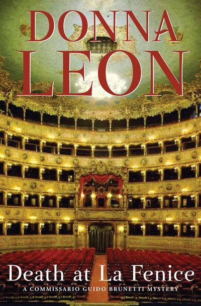 Buy Death at La Fenice at Amazon