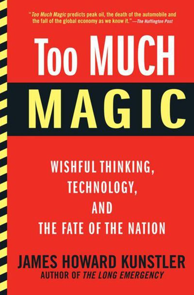 Buy Too Much Magic at Amazon