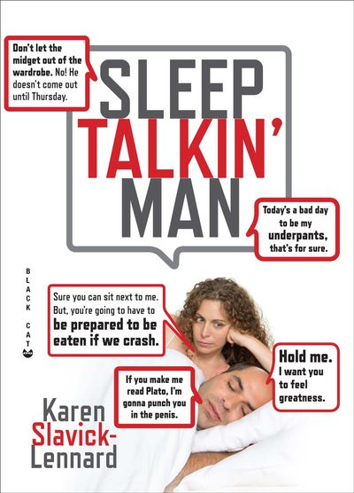Buy Sleep Talkin' Man at Amazon