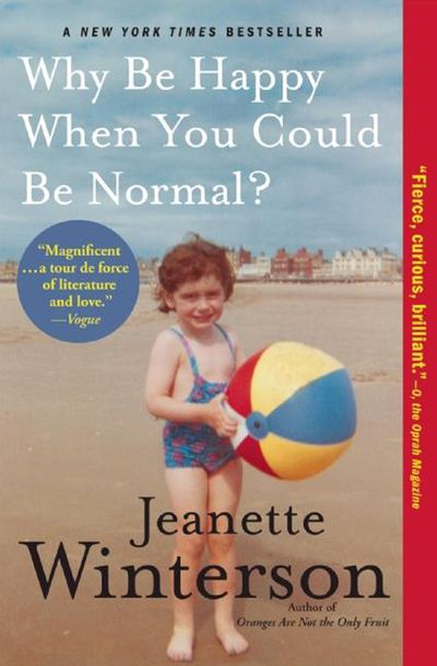 Buy Why Be Happy When You Could Be Normal? at Amazon