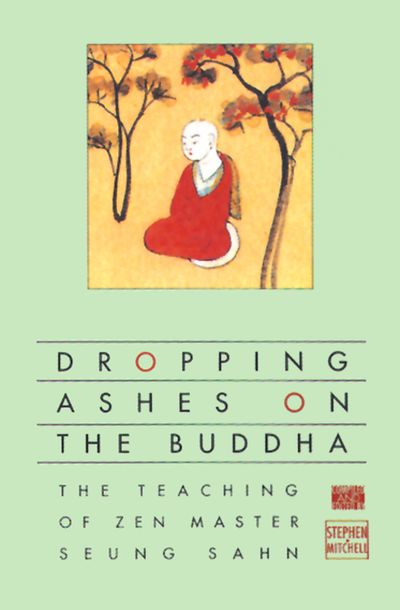 Buy Dropping Ashes on the Buddha at Amazon