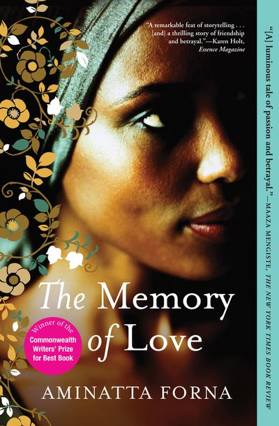 Buy The Memory of Love at Amazon