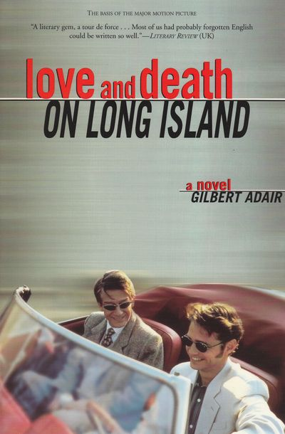 Buy Love and Death on Long Island at Amazon
