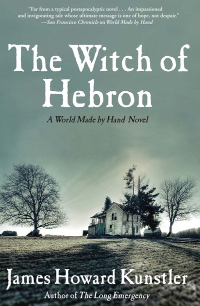 Buy The Witch of Hebron at Amazon