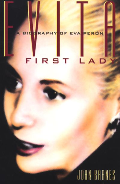 Buy Evita, First Lady at Amazon