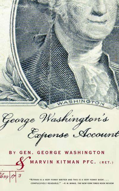 Buy George Washington's Expense Account at Amazon