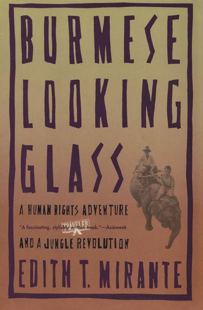 Burmese Looking Glass