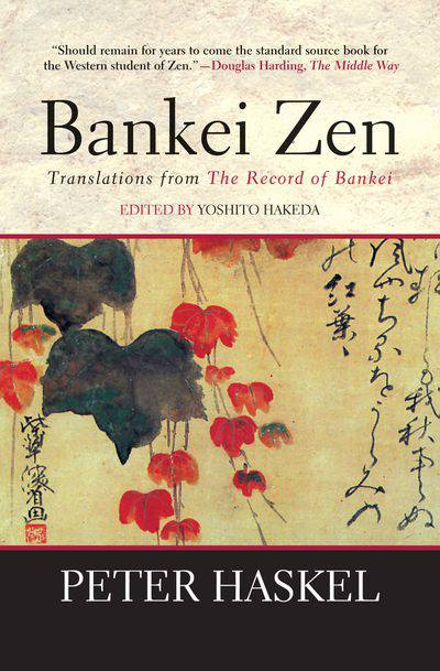 Buy Bankei Zen at Amazon