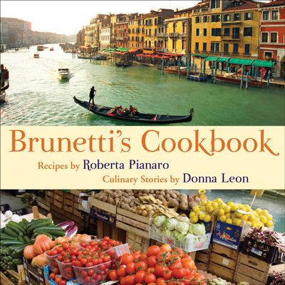 Buy Brunetti's Cookbook at Amazon