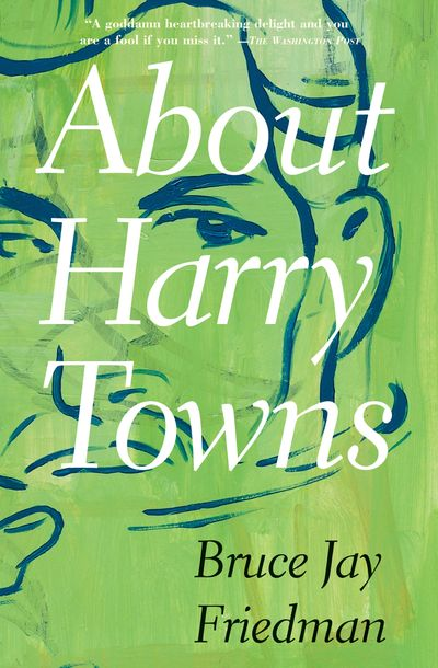 Buy About Harry Towns at Amazon