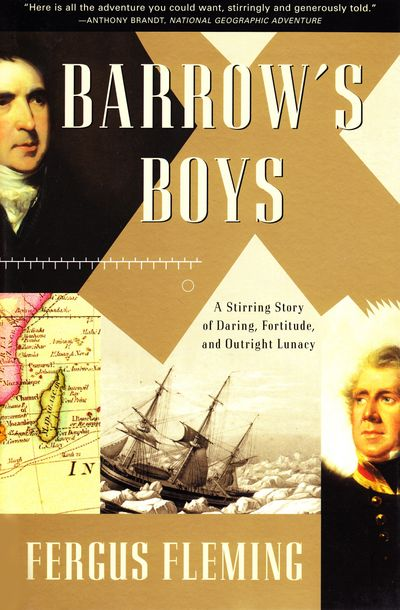 Buy Barrow's Boys at Amazon