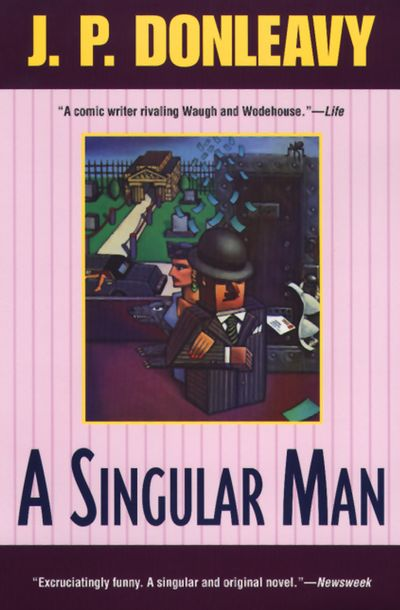 Buy A Singular Man at Amazon