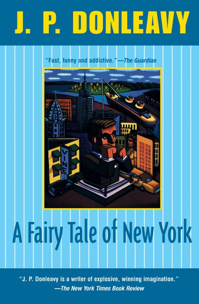 Buy A Fairy Tale of New York at Amazon
