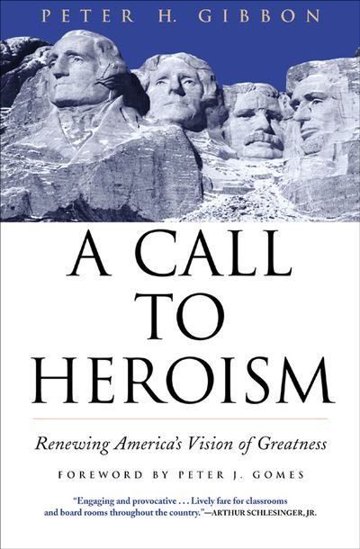Buy A Call to Heroism at Amazon