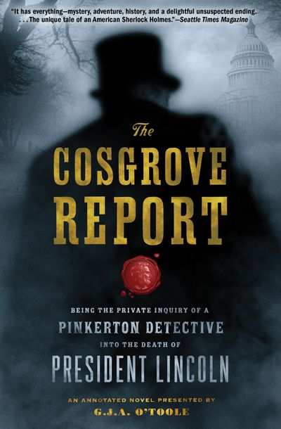 Buy The Cosgrove Report at Amazon