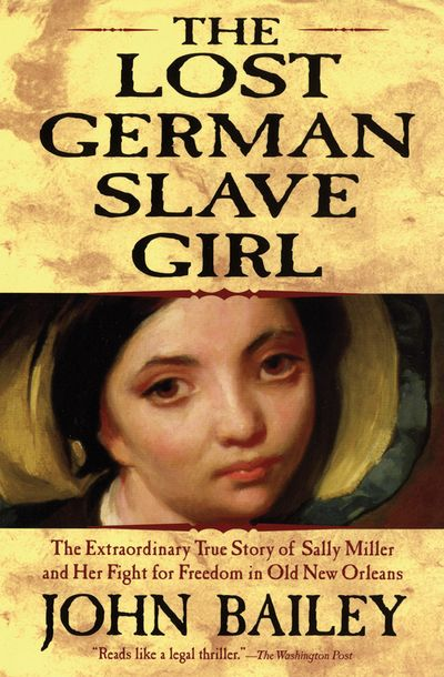 Buy The Lost German Slave Girl at Amazon