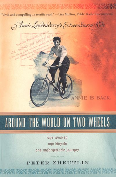Buy Around the World on Two Wheels at Amazon