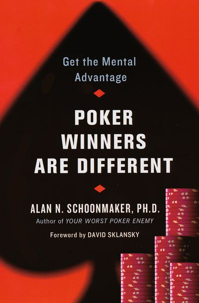 Buy Poker Winners Are Different at Amazon