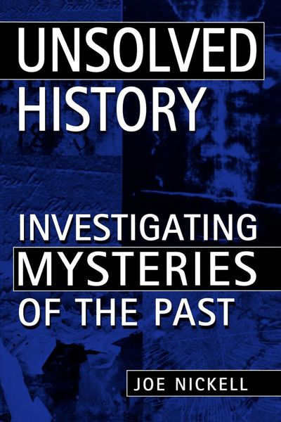 Buy Unsolved History at Amazon