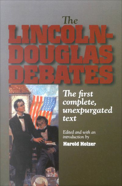 Buy The Lincoln-Douglas Debates at Amazon