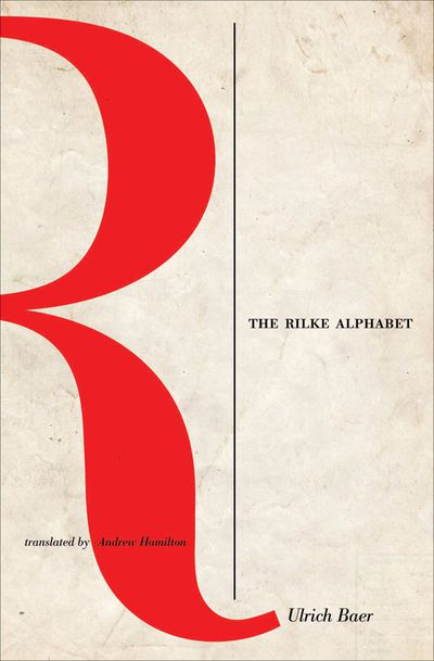 Buy The Rilke Alphabet at Amazon