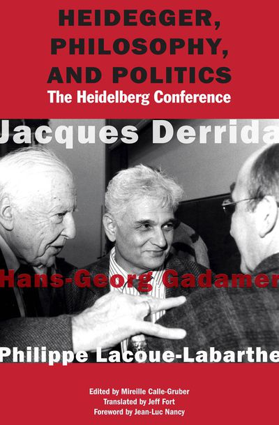 Buy Heidegger, Philosophy, and Politics at Amazon
