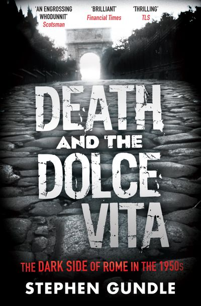 Buy Death and the Dolce Vita at Amazon