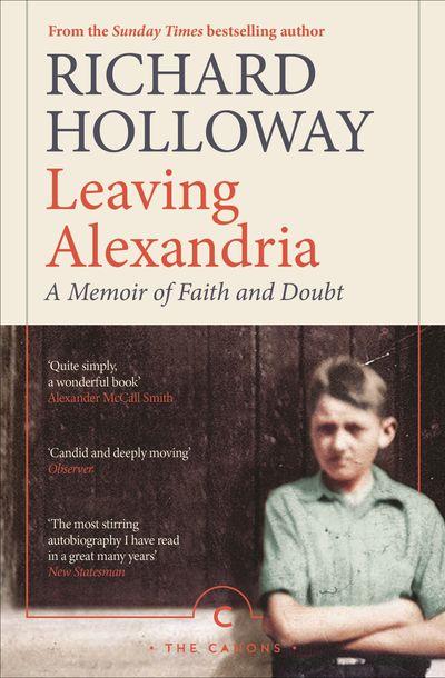 Buy Leaving Alexandria at Amazon