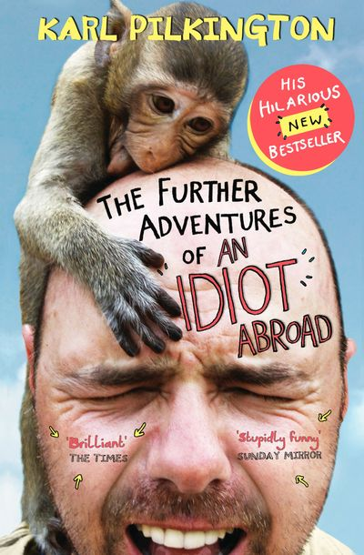 Buy The Further Adventures of an Idiot Abroad at Amazon